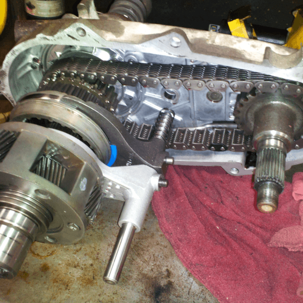 Transfer Case Repair